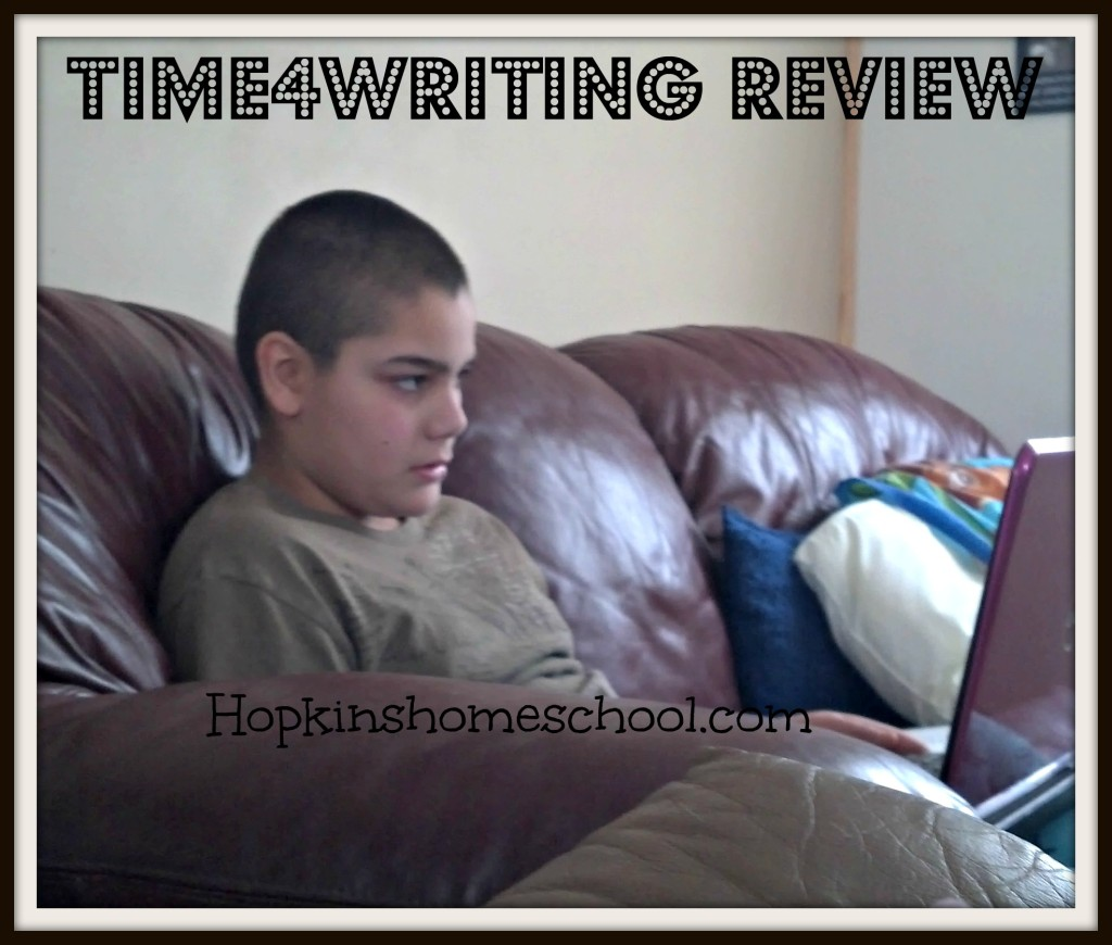 Time4Writing Final Review