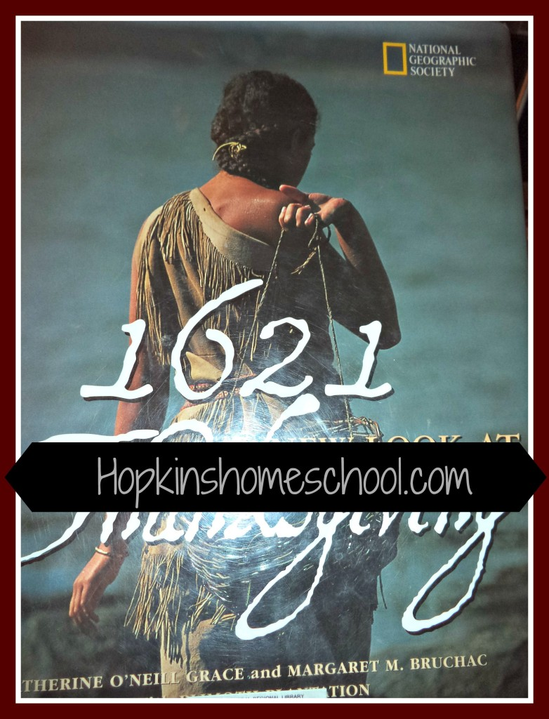 Discover Thanksgiving in 1621 ~ Final Review