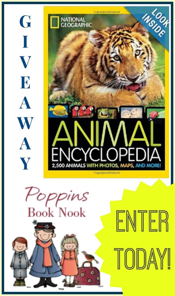 Poppins Book Nook ~ November ~ Pets and a GIVEAWAY