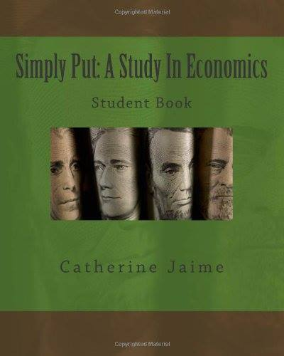 Simply Put: A Study in Economics ~ Review and Giveaway!!