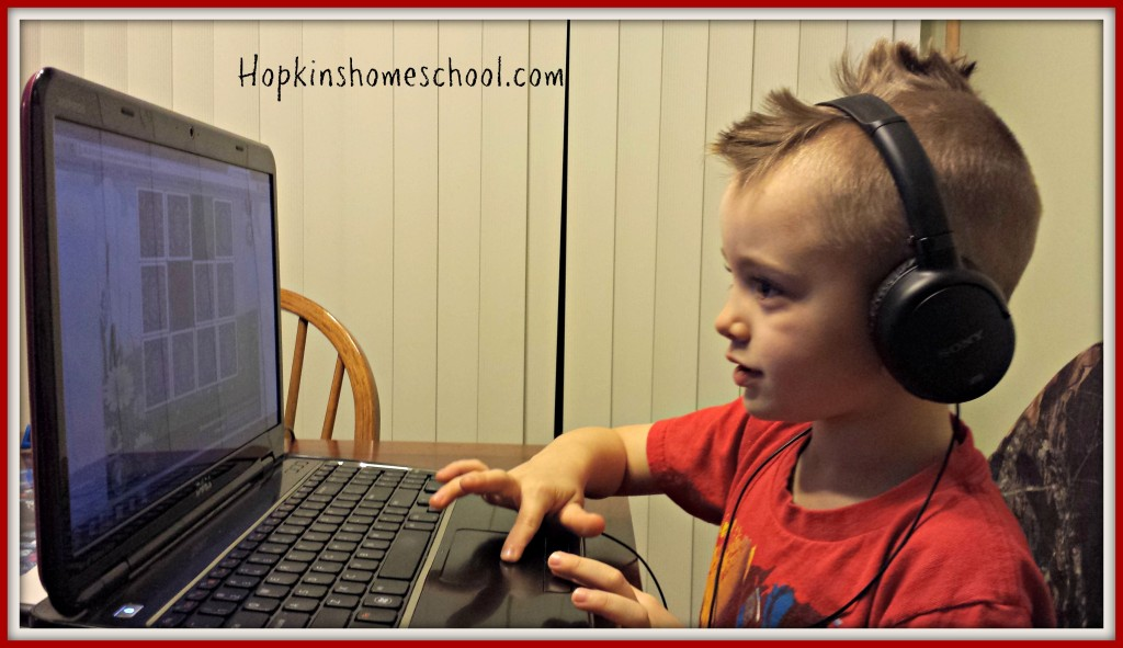 5 Days of Homeschooling Essentials ~ Internet and Pinterest
