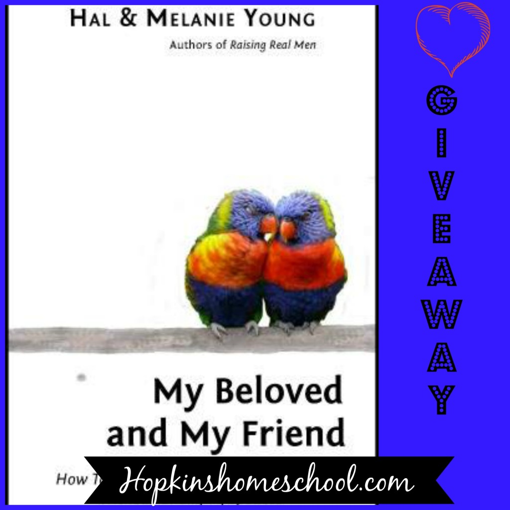 My Beloved and My Friend ~ GIVEAWAY