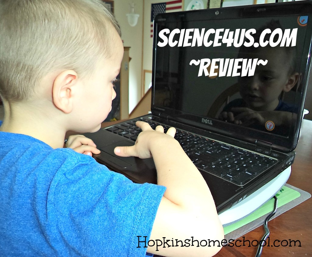 Science4Us.com ~ Review {Schoolhouse Crew Review}