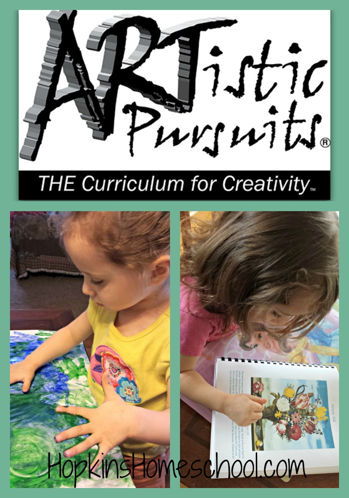 ARTistic Pursuits ~ A Schoolhouse Crew Review