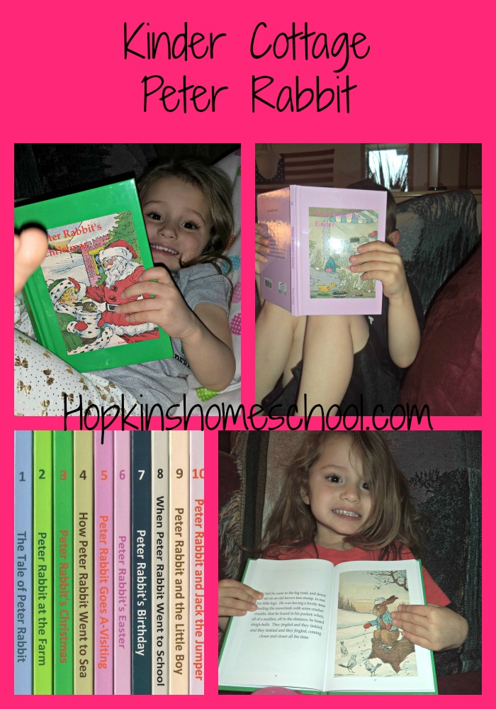 Kinder Cottage Publishing ~ A Schoolhouse Crew Review
