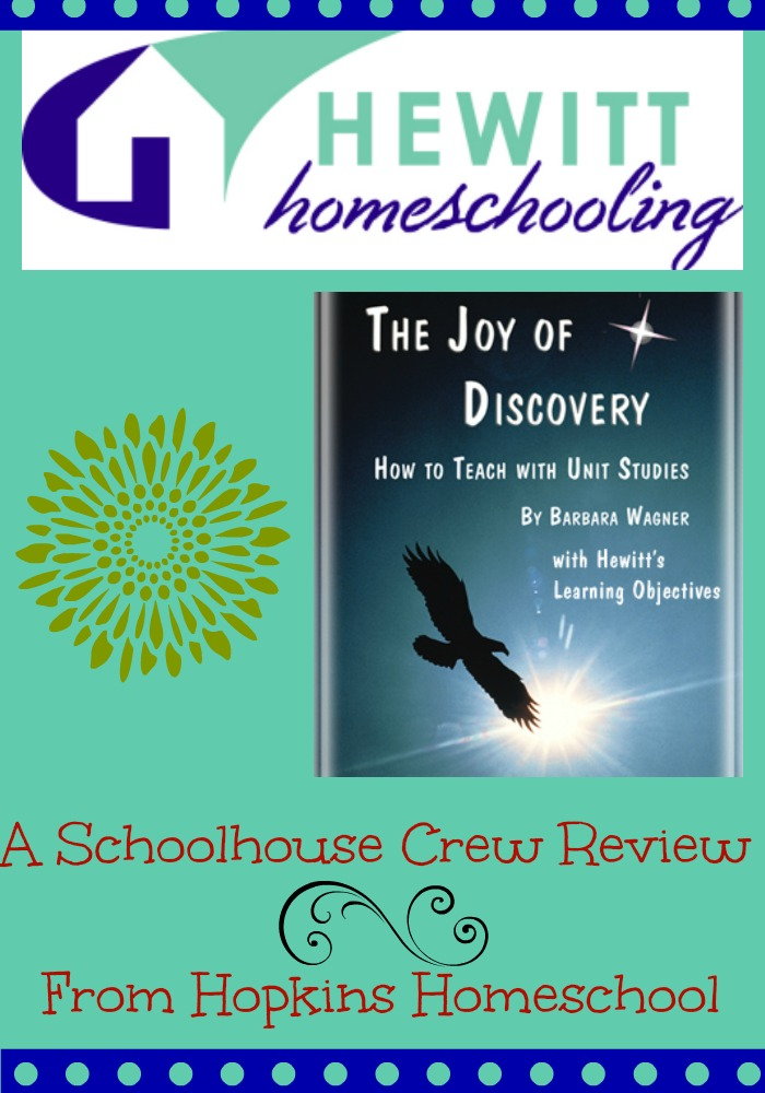 Hewitt Homeschooling ~ A Schoolhouse Crew Review