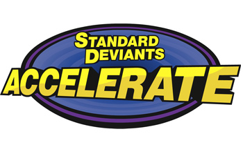 Standard Deviants Accelerate ~ Review