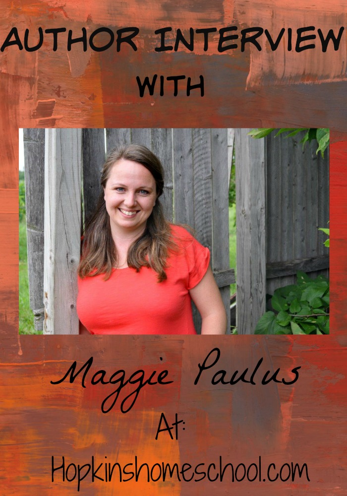 Author Interview with Maggie Paulus
