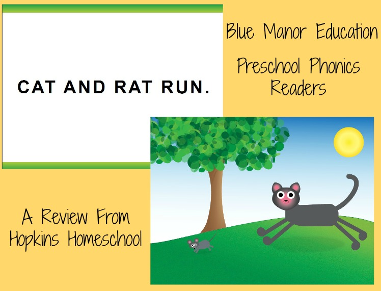 A Review and Giveaway of Blue Manor Education