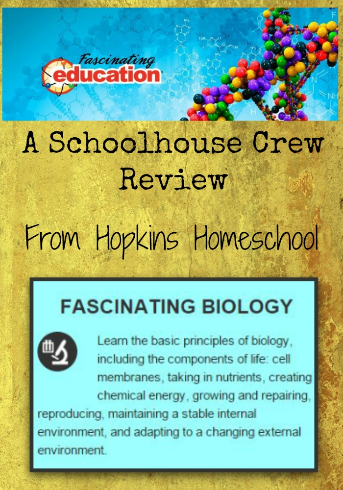 Fascinating Education - A schoolhouse Crew Review