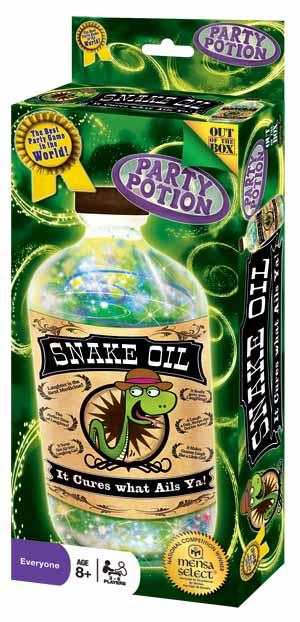 Snake Oil Party Potion ~ A Schoolhouse Crew Review
