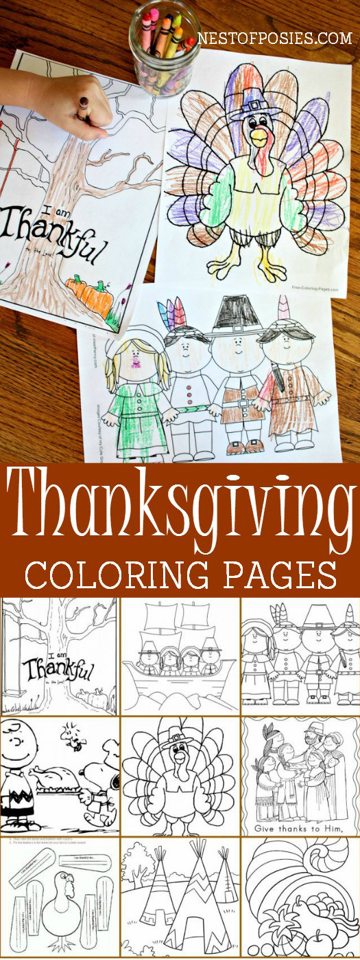 15+ FREE Thanksgiving Printables and a Link Up - Hopkins ...