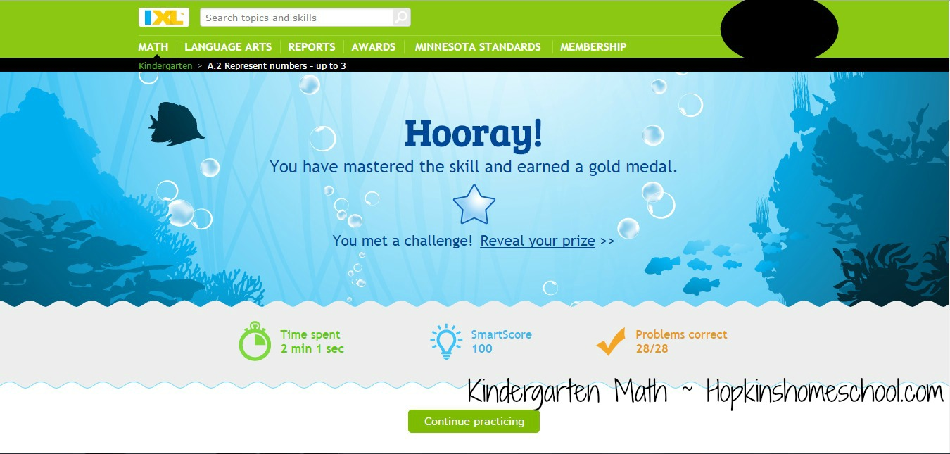 Math and Language Arts Practice from IXL ~ A Schoolhouse Crew Review ...