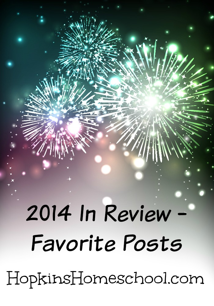 2014 in Review Favorite Posts