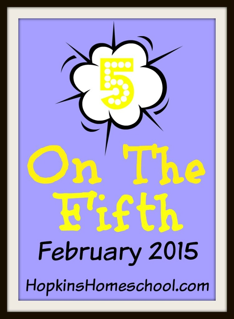 5 on the 5th ~ February 2015