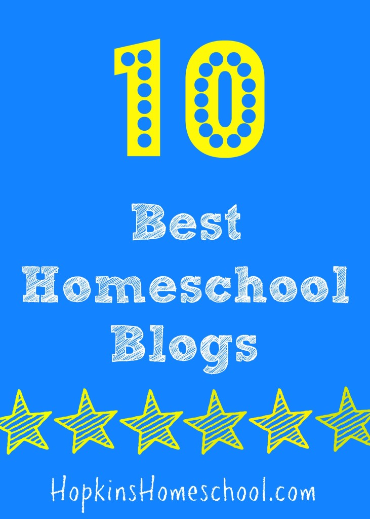 10 Best Homeschool Blogs