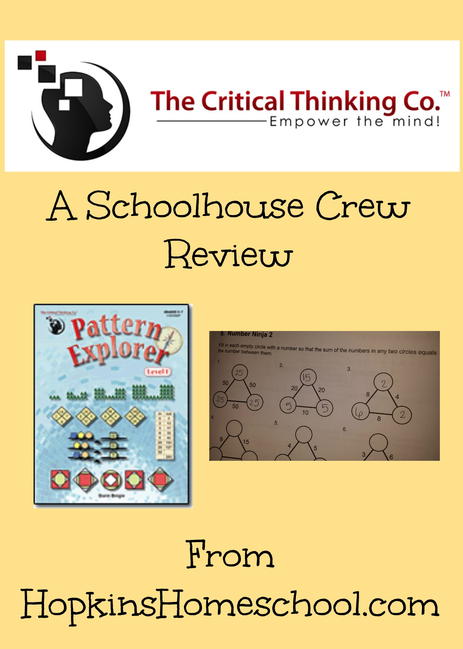 by The Critical Thinking Co. Paperback. $ $ 7 99 Prime. FREE Shipping on eligible orders. More Buying Choices. $ (38 used & new offers) 5 out of 5 stars 2. The Critical Thinking Mind Benders Book 5 School Workbook May 23, by Anita Harnadek. Paperback. $ $ 10 99 Prime.