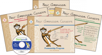 Memoria Press New American Cursive ~ A Homeschool Crew Review