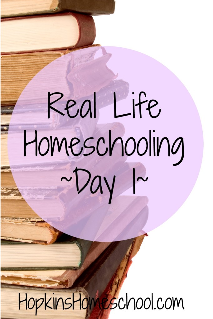 Introduction to Real Life Homeschooling