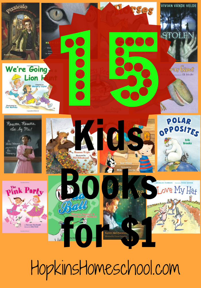 15 Kids Books