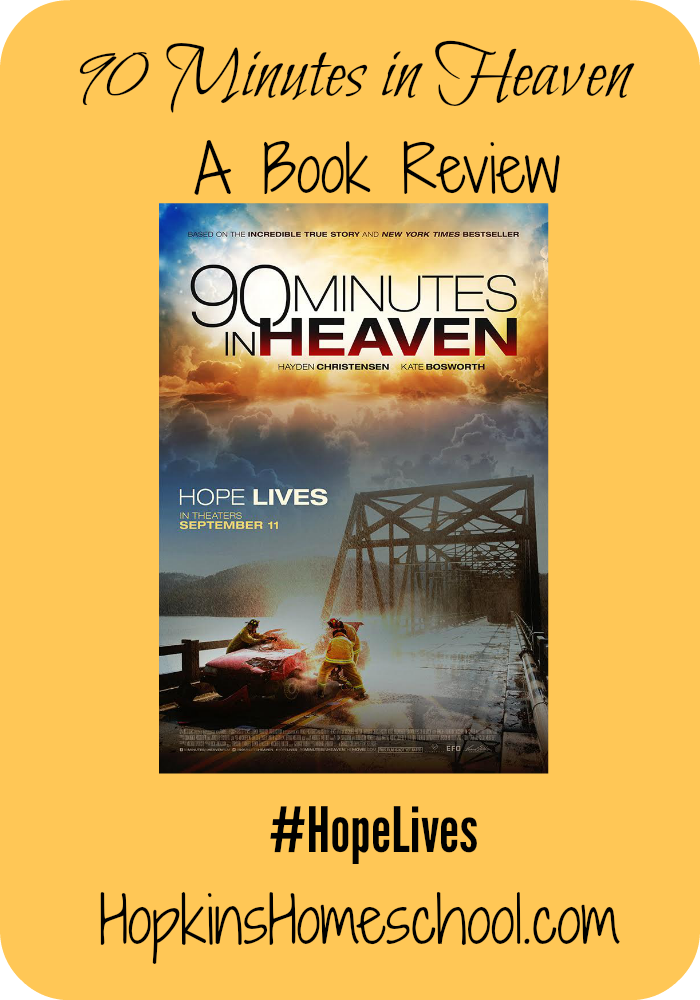 90 Minutes in Heaven ~ Book Review
