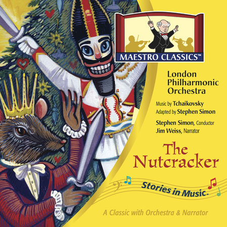 Maestro Classics The Nutcracker ~ A Schoolhouse Crew Review