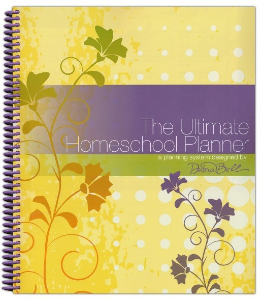 The Ultimate Homeschool Planner ~ A Schoolhouse Review