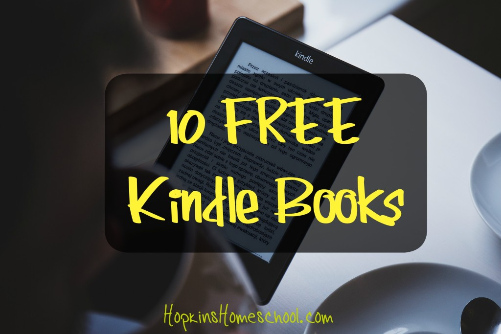 10 of My Favorite Free Kindle Books