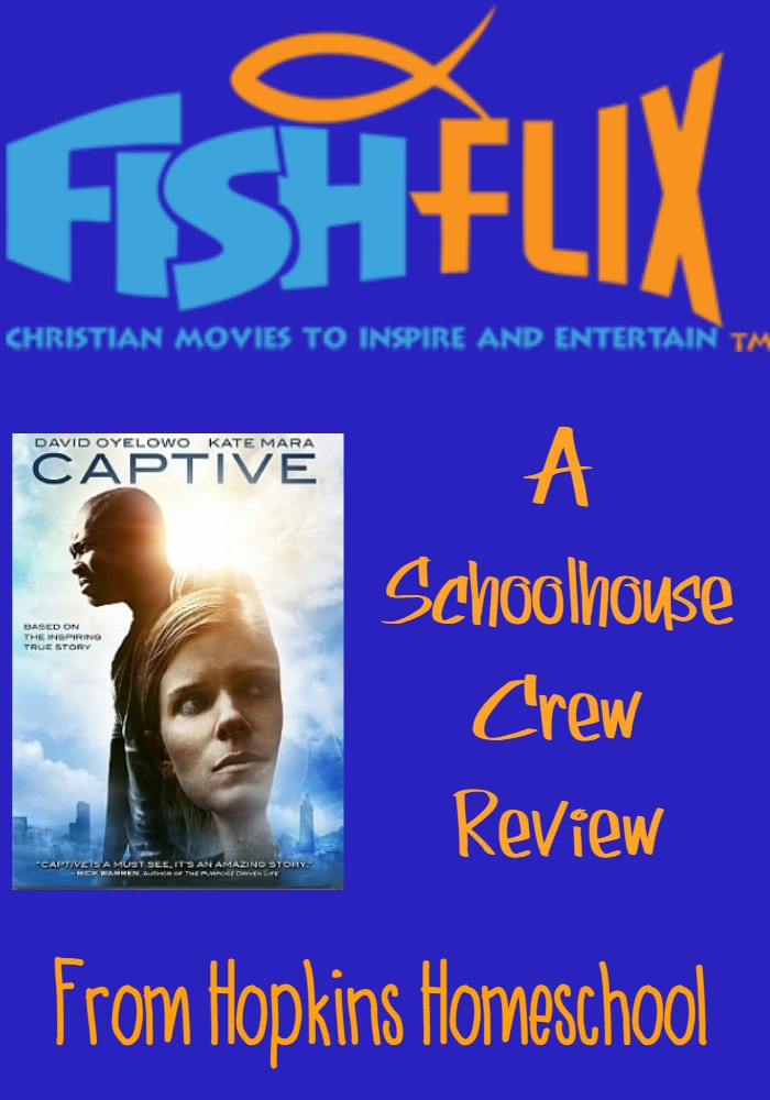 FishFlix.com Captive DVD ~ A Schoolhouse Crew Review