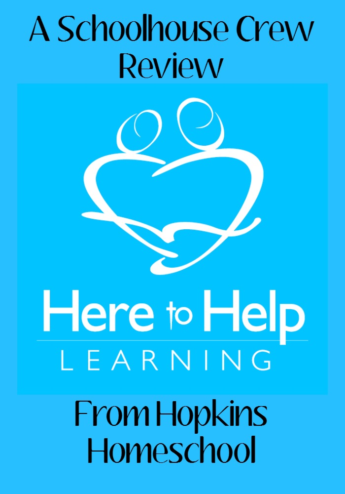 Here to Help Learning ~ A Schoolhouse Crew Review