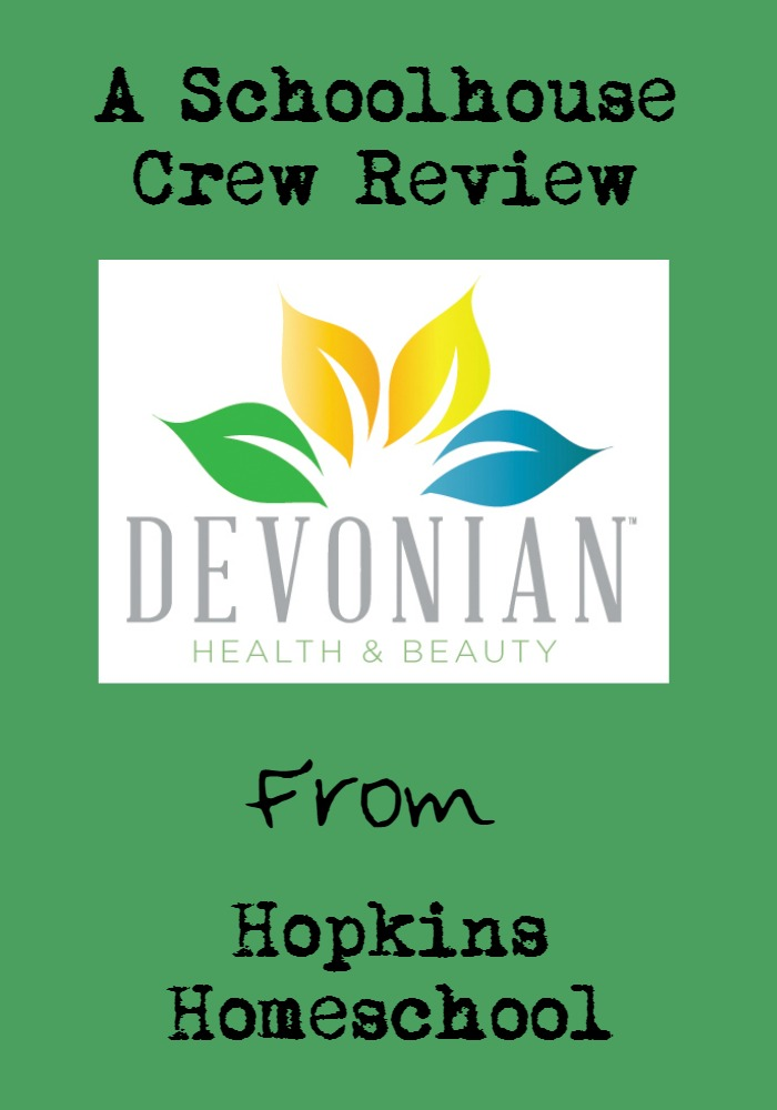 Devonian GREEMU ~ A Schoolhouse Crew Review