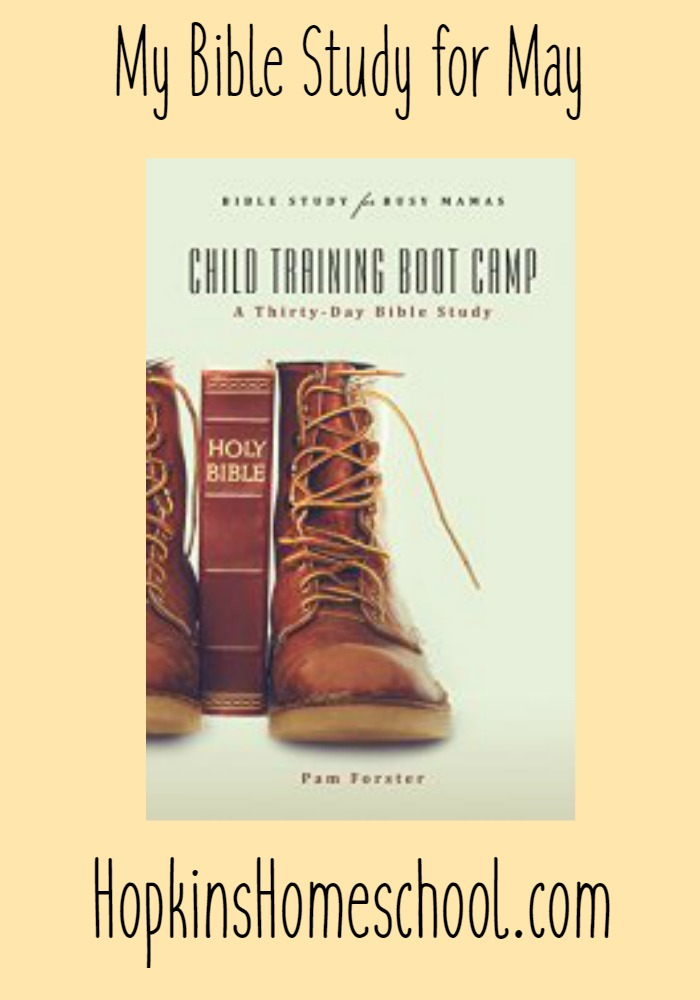 Child Training Boot Camp Bible Study
