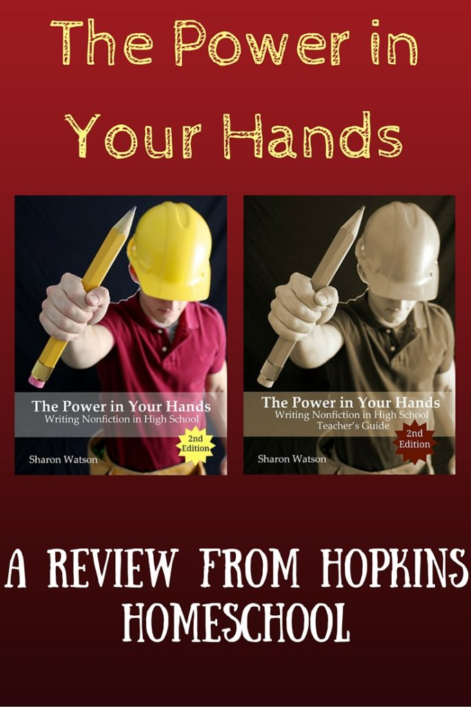 The Power in Your Hands ~ A Review