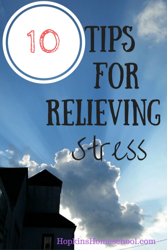 10 Tips for Managing Your Stress