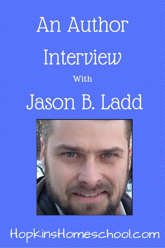 An Author Interview With Jason B. Ladd