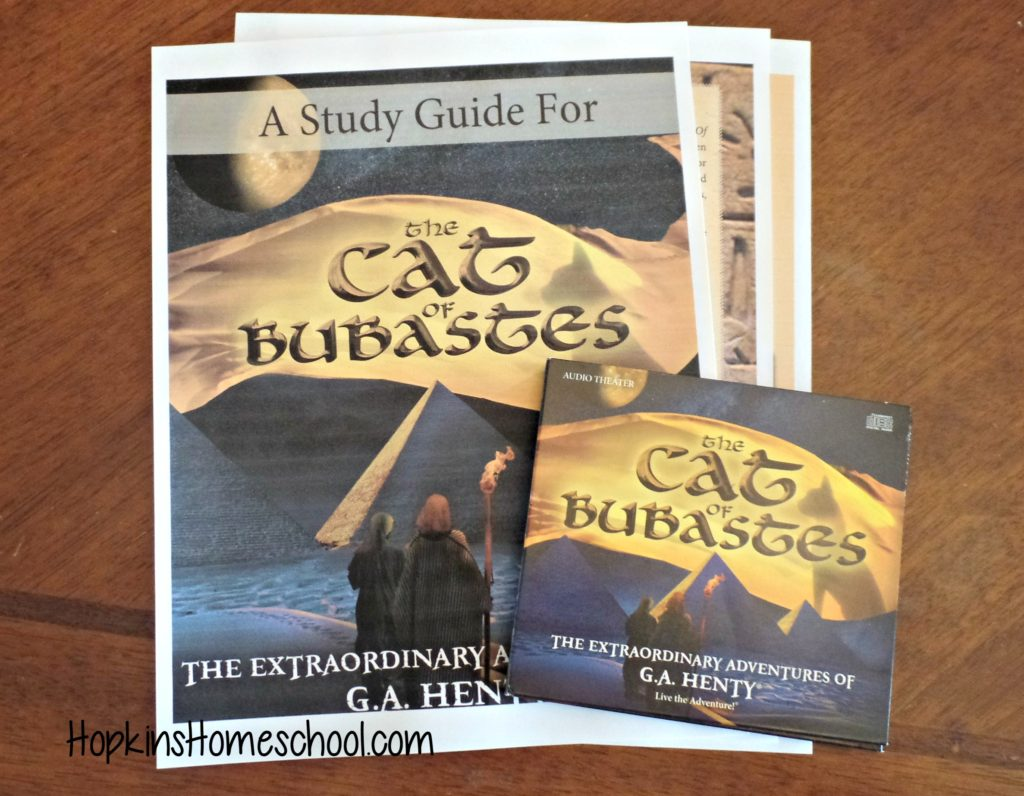 The Cat of Bubastes ~ A Homeschool Crew Review