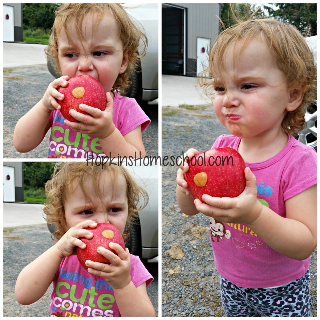 baby-girl-apples