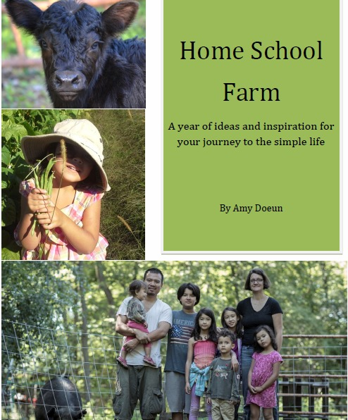 Home School Farm ~ A Review and GIVEAWAY