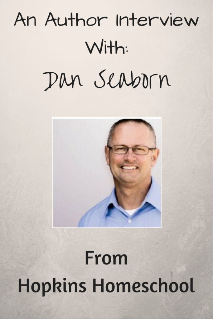 Interview With An Author ~ Dan Seaborn