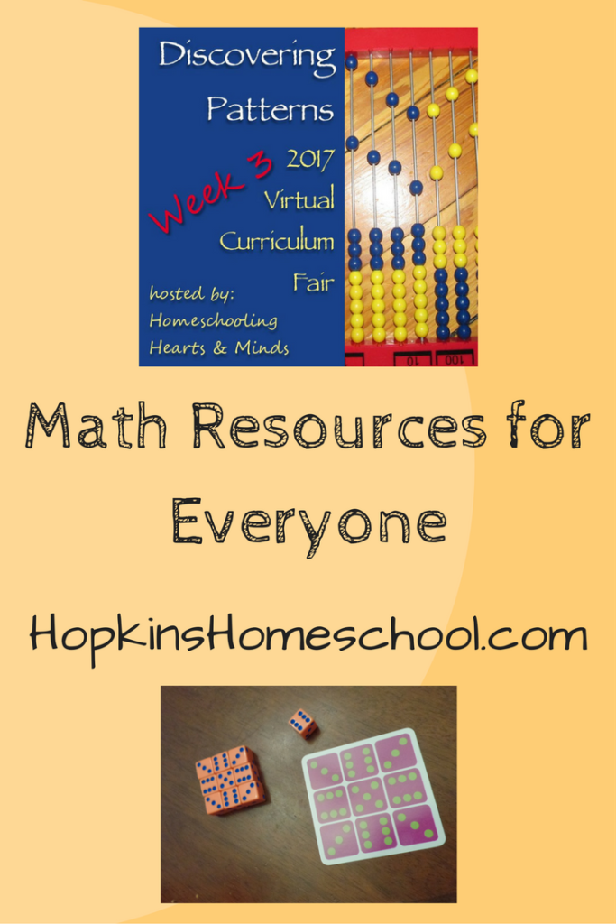 Math Resources and Programs for All Ages