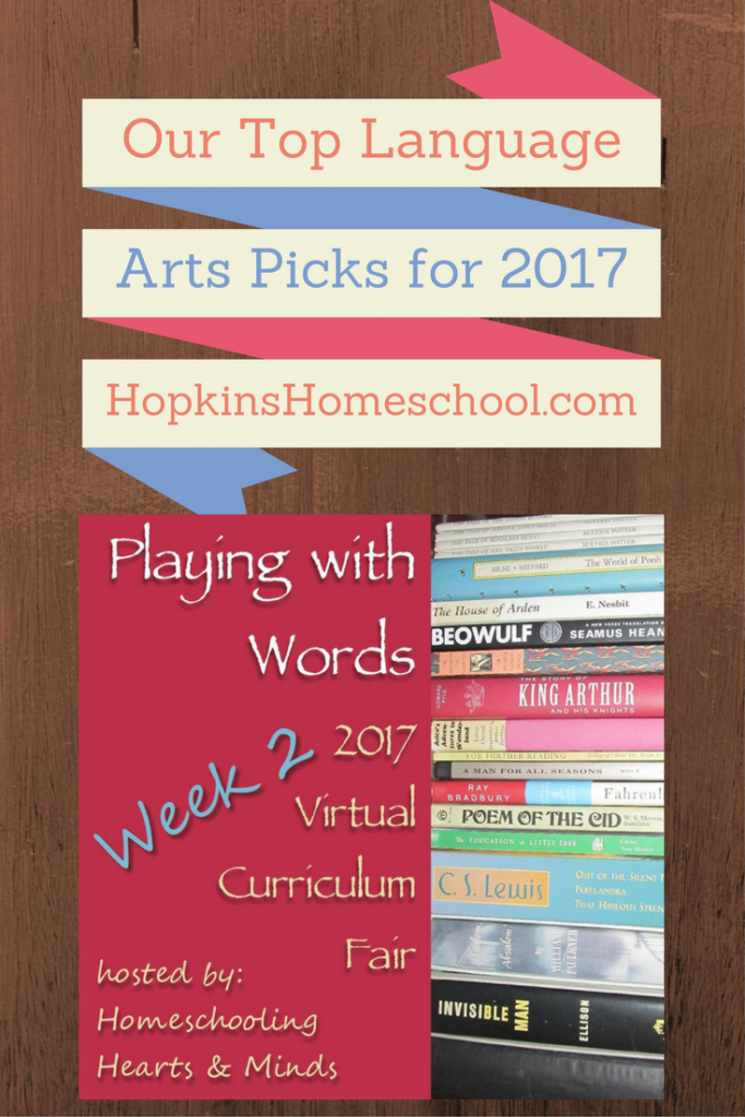 Our Top Picks for Language Arts