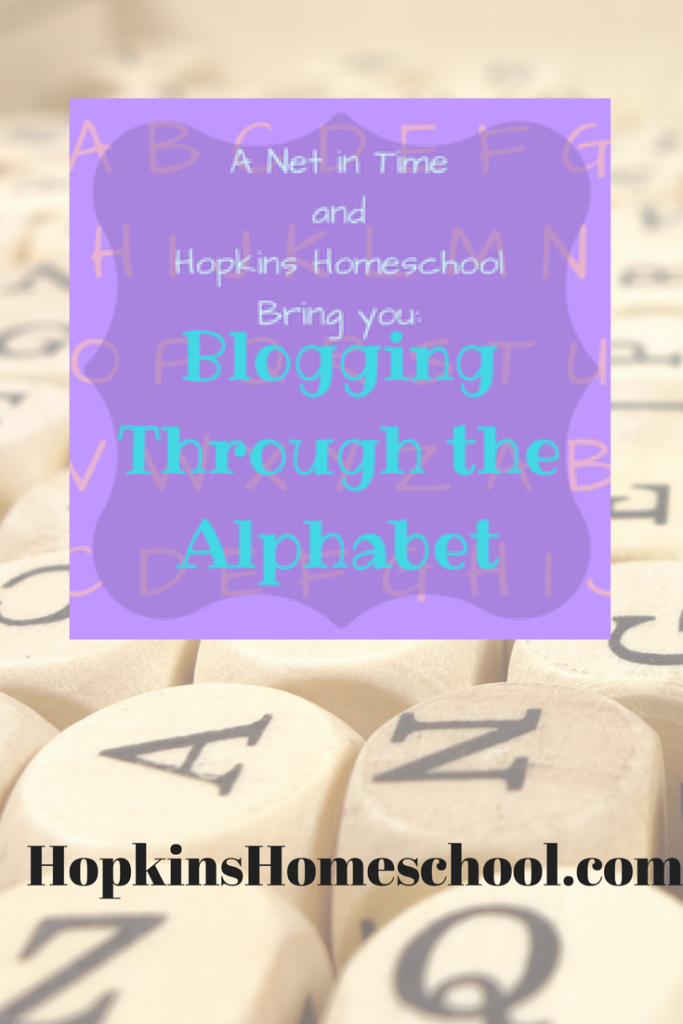 Blogging Through the Alphabet ~ Letter E for Endurance