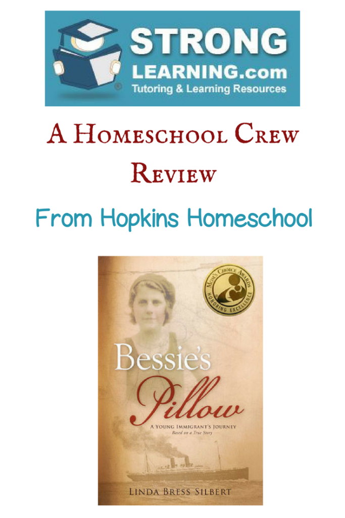 Bessie's Pillow: A Young Immigrant's Journey ~ A Homeschool Crew Review