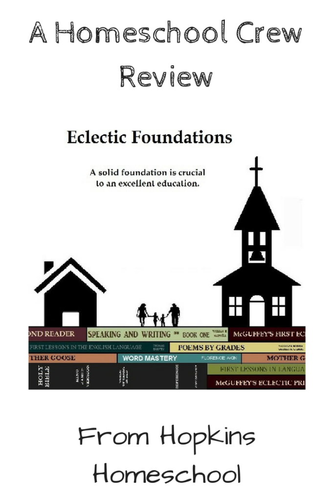 A Fun Reading Program with Electic Foundation ~ A Homeschool Crew Review