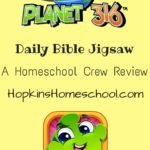 Daily Bible Jigsaw ~ A Homeschool Crew Review
