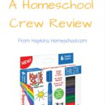 Painting Without the Mess – A Homeschool Crew Review