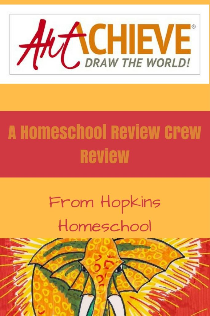 Art Lessons for Kids from Art Achieve ~ A Homeschool Crew Review