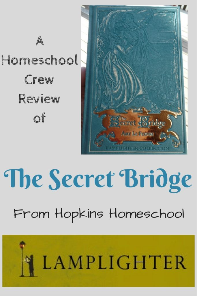 The Secret Bridge ~ A Homeschool Crew Review