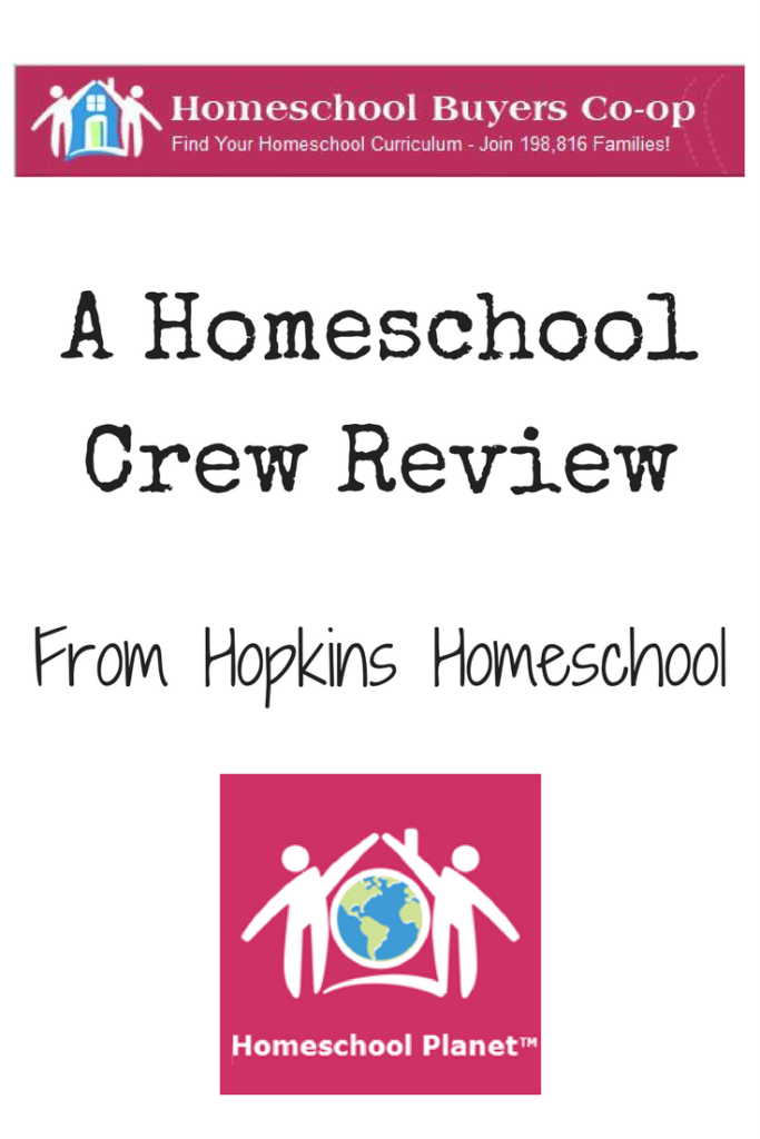 Homeschool Planet – A Homeschool Crew Review