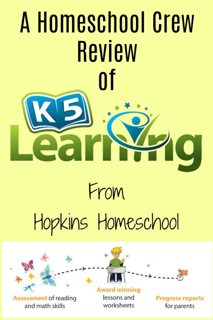 K5 Learning – A Homeschool Crew Review
